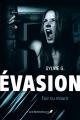 Couverture Évasion, tome 2 : Fuir ou mourir Editions JCL 2018