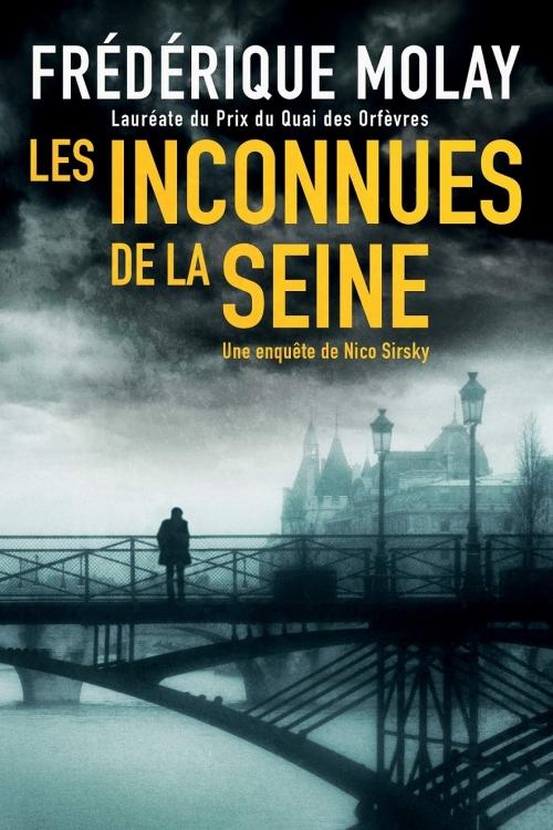 Couverture Nico Sirsky, tome 5 : Les inconnues de la Seine