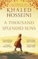 Couverture Mille soleils splendides Editions Bloomsbury (London Berlin New York) 2018