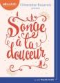 Couverture Songe à la douceur Editions Audiolib 2017