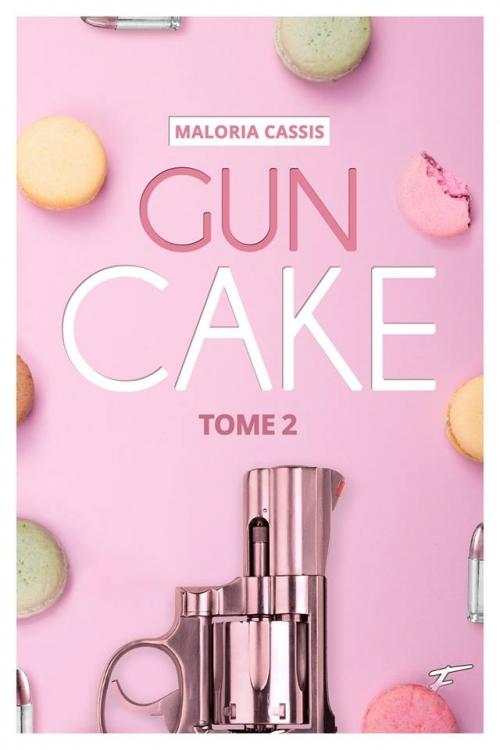 Couverture Gun cake, tome 2