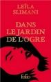 Couverture Dans le jardin de l'ogre Editions Folio  2018