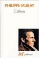 Couverture Céline Editions Gallimard  (Tel) 2001