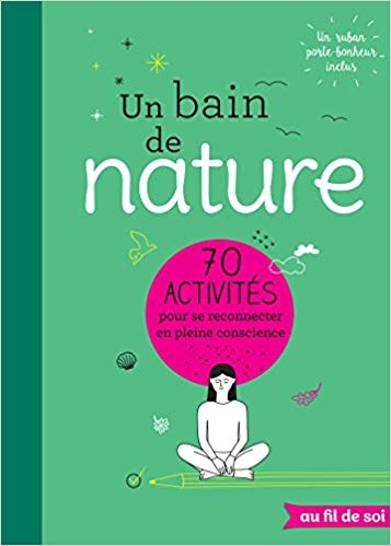 Couverture Un bain de nature
