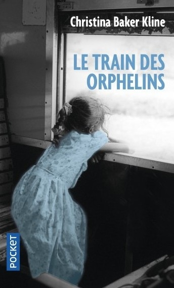 Couverture Le train des orphelins