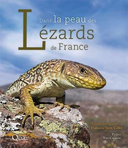 Couverture Dans la peau des lézards de France
