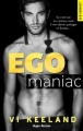 Couverture Ego Maniac Editions Hugo & cie (New romance) 2018