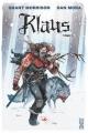Couverture Klaus, tome 1 Editions Glénat (Comics) 2018