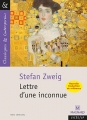 Couverture Lettre d'une inconnue Editions Magnard (Classiques & Contemporains) 2014