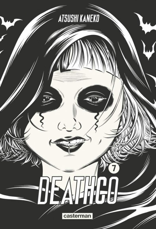 Couverture Deathco, tome 7