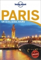 Couverture Paris en quelques jours Editions Lonely Planet 2017