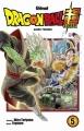 Couverture Dragon Ball Super, tome 5 : Adieu Trunks Editions Glénat (Shônen) 2018