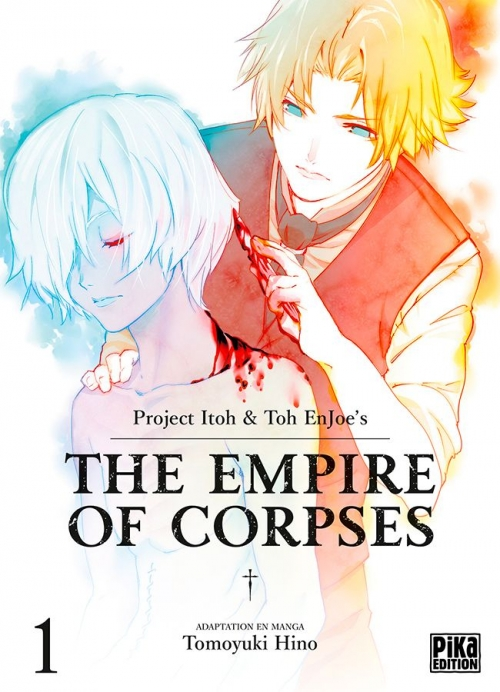 Couverture The Empire of Corpses, tome 1