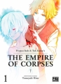 Couverture The Empire of Corpses, tome 1 Editions Pika (Seinen) 2018