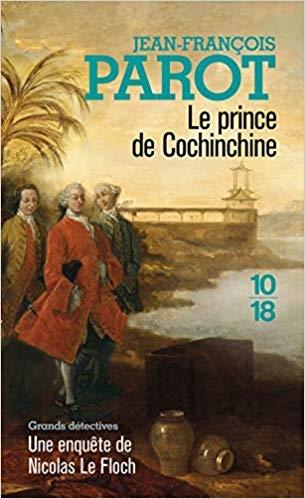 Couverture Le prince de Cochinchine