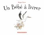 Couverture Un bébé à livrer Editions Delcourt (Shampooing) 2018