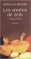 Couverture Les années de Zeth Editions Actes Sud (Mondes arabes) 1993