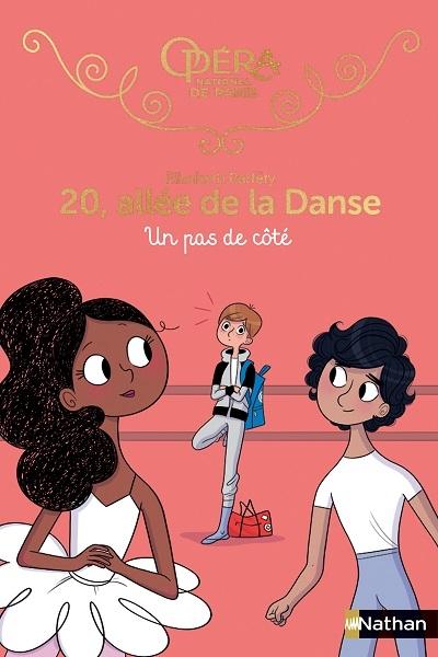 Couverture 20, allée de la danse, tome 12 : Un pas de côté
