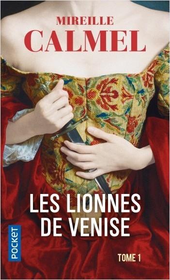 Couverture Les lionnes de Venise, tome 1