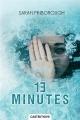 Couverture 13 minutes Editions Castelmore 2018