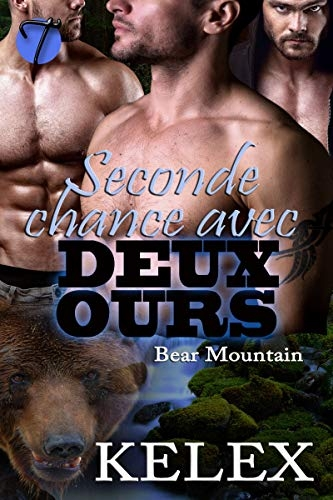Couverture Bear Mountain, tome 5 : Seconde chance avec deux ours