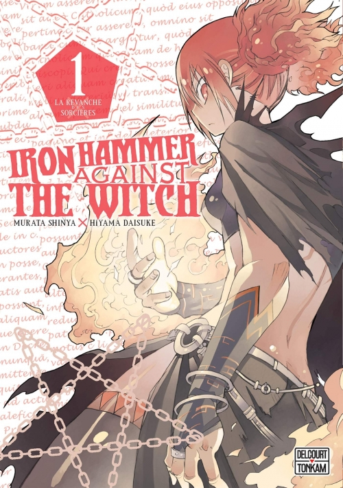 Couverture Iron Hammer Against The Witch, tome 1