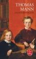 Couverture Les Buddenbrook Editions Le Livre de Poche (Biblio) 1993