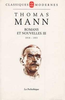 Couverture Romans et Nouvelles, tome 3 : 1918-1951