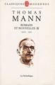 Couverture Romans et Nouvelles, tome 3 : 1918-1951 Editions Le Livre de Poche (La pochothèque) 1996
