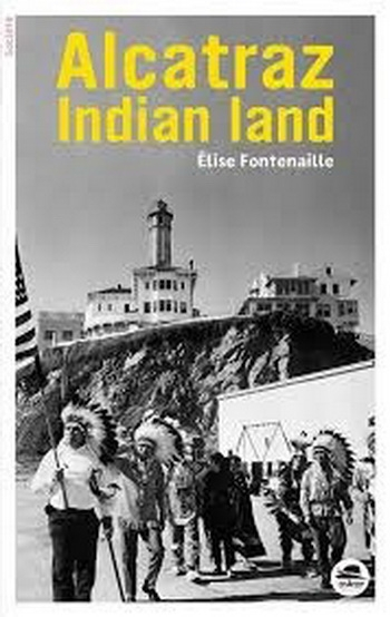 Couverture Alcatraz Indian land