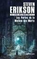 Couverture Le livre des martyrs (10 tomes), tome 02 : Les portes de la maison des morts Editions Leha 2018