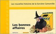 Couverture Les nouvelles histoires de la Sorcière Camomille, tome 2 : Les bonnes affaires Editions Le Sorbier 2000