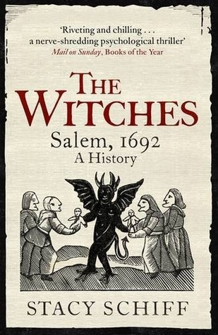 Couverture The Witches: Salem, 1692