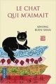 Couverture Le chat qui m'aimait Editions Pocket 2018