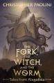 Couverture Eragon : Légendes d'Alagaësia, tome 1 : La Fourchette, la Sorcière et le Dragon Editions Penguin books 2018