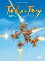 Couverture Trolls de Troy, intégrale, tomes 08 à 10 Editions Soleil 2015