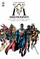 Couverture Multiversity Editions Urban Comics (DC Deluxe) 2018