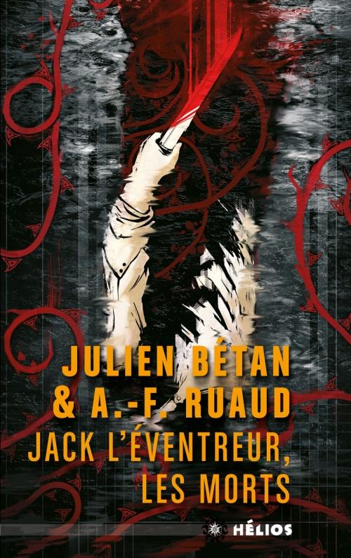 Couverture Jack l'Eventreur, les morts