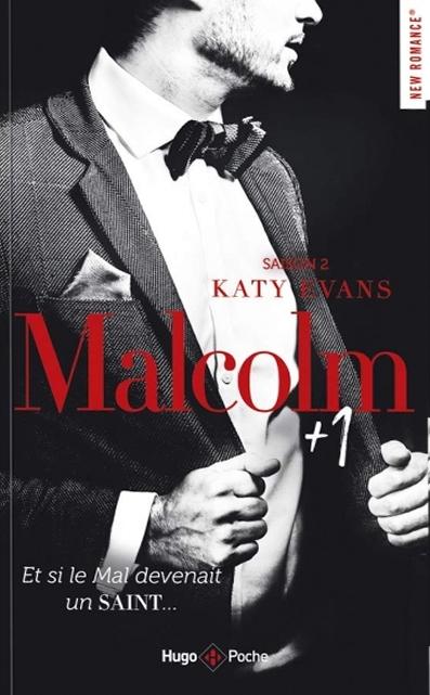 Couverture Malcolm, tome 2 : Malcolm + 1