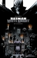 Couverture Batman: White Knight Editions Urban Comics (DC Black Label) 2018