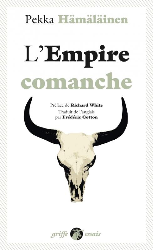 Couverture L'empire comanche