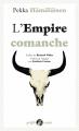 Couverture L'empire comanche Editions Anacharsis 2016