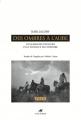 Couverture Des ombres à l'aube : un massacre d'Apaches et la violence de l'histoire Editions Anacharsis 2013