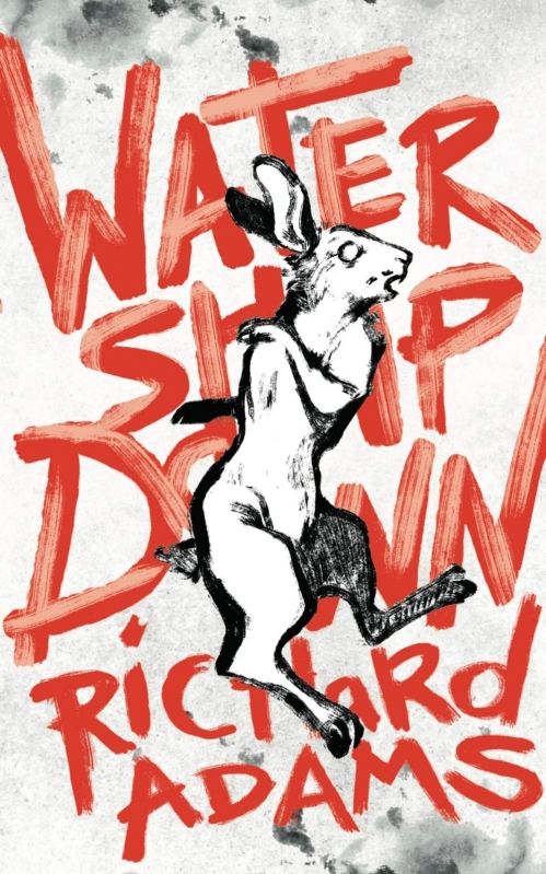 Couverture Les Garennes de Watership Down / Watership Down
