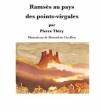 Couverture Ramsès au pays des points-virgules Editions Autoédité 2009
