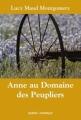 Couverture Anne au domaine des peupliers Editions Québec Amérique (QA compact) 2005