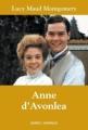Couverture Anne d'Avonlea Editions Québec Amérique (QA compact) 2003