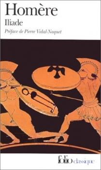Couverture L'Iliade