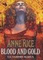 Couverture Chroniques des vampires, tome 08 : Le sang et l'or Editions Vintage Books 2001