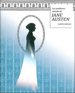 Couverture Les Nombreux Mondes de Jane Austen